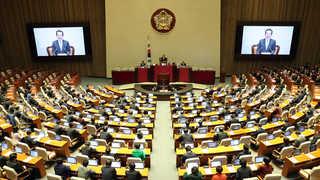20대 국회 전반기 마지막 본회의…쟁점법안 처리 주목