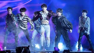 방탄소년단, 한국인 최초 빌보드 차트 1위 등극