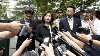 북미 판문점에 북핵통 총출동…북미회담 재성사 속도