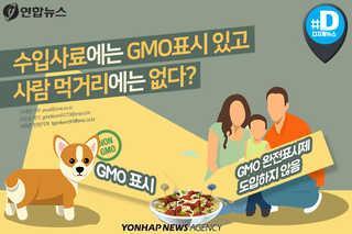 [Y스페셜] 수입 사료에는 있는 GMO 표시, 사람 먹거리에는 없다?