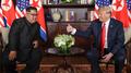 Début du sommet historique entre Kim et ..