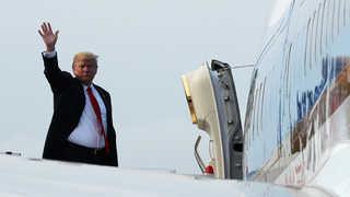 김 위원장, 잠시뒤 싱가포르 떠날 듯…트럼프 귀국길 올라