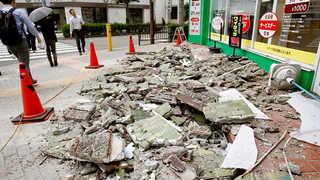 """일본 대지진 전조인가 불안…""""1주일 내 강진 가능성"""""""