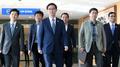 韩官民代表团访朝筹设联合事务所