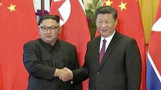 김정은-시진핑 부부동반 3차 회동…북미회담 후속논의