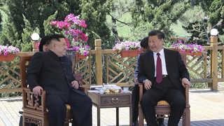 중국 언론-정부 김정은 방중 이례적 신속 확인