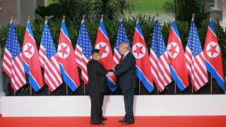 CNN, 미국인 52% 북미회담 결과 만족