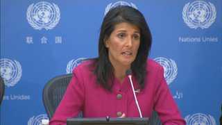 """미국, 결국 유엔인권이사회 탈퇴…""""고질적 편견"""""""