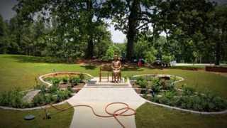 미국 동남부 최초 애틀랜타 소녀상에 '날개'…나비공원 완공