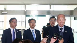 잠시 뒤 남북 적십자회담…이산가족 상봉 등 논의