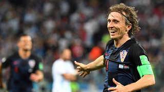 [월드컵] 크로아티아, 아르헨티나 3대 0 제압…16강 확정