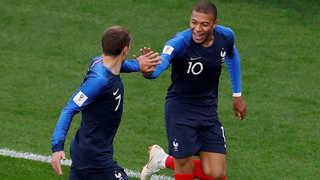 [월드컵] 프랑스, 페루에 1대 0 승리…16강 진출