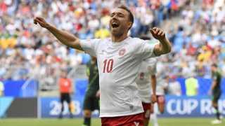 [월드컵] '에릭센 선제골' 덴마크, 호주와 아쉬운 무승부
