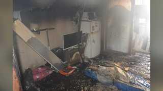 당진 원룸 건물에서 화재…30대 숨져