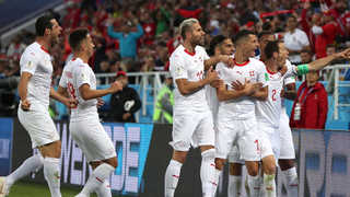 [월드컵] 스위스, 세르비아에 역전승…브라질과 동률