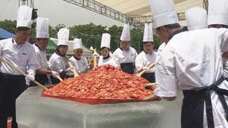새빨간 토마토가 가득…제16회 퇴촌 토마토 축제
