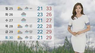 [날씨] 내일 올해 최고 더위…서울 첫 폭염특보