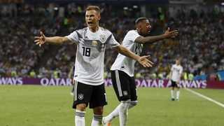 [월드컵] 독일,스웨덴에 진땀 역전승…한국, 16강 '실낱 희망'