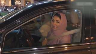 '지구상 유일 여성 운전금지' 사우디 관습 깼다