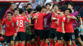 世界杯小组赛韩国2比0战胜德国