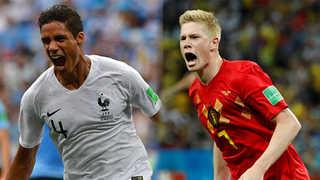 [월드컵] 우루과이 꺾은 프랑스ㆍ브라질 제압 벨기에…4강 대결