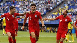 [월드컵] 잉글랜드ㆍ크로아티아 러시아 월드컵 4강 진출