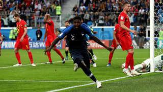 [월드컵] 프랑스, 벨기에 꺾고 12년 만에 월드컵 결승 진출