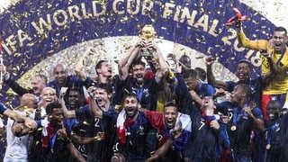 [월드컵] 프랑스, 크로아티아 꺾고 20년 만에 정상 탈환