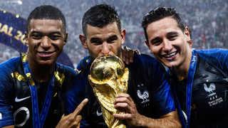 [월드컵] 20년 만의 우승컵 탈환…'프랑스 만세' 외치며 환호