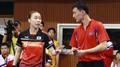 国际乒联韩国公开赛混双韩朝联队晋级16强