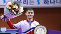 Tennis de table: un pongiste nord-coréen remporte un championnat U-21 en Corée d..