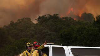 미국 요세미티 산불 확산…여의도 면적 24배 태워