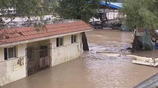 중국은 물난리…간쑤성 폭우로 7명 사망·11명 실종
