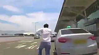 '131㎞ 질주' 김해공항 'BMW사고' 운전자 구속