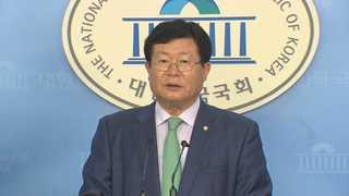 """설훈, 민주당 최고위원 출마선언…""""선당후사로 이끌 것"""""""