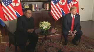 """WP """"트럼프, 대북협상 진척 없어 좌절…측근들에 화내기도"""""""