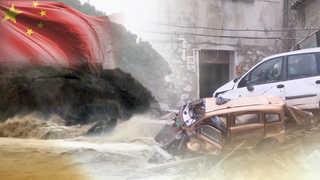 3개 태풍에 둘러싸인 중국…곳곳서 폭우 피해 속출
