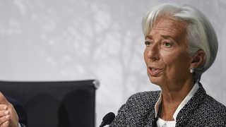 """IMF 총재 """"G20, 무역갈등에 단호히 대처해야"""""""