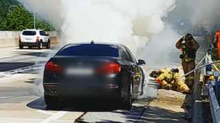 '엔진룸 온도 최고 300도'…폭염 속 차량화재 빈번