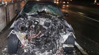 BMW 5 시리즈 또 화재 발생…올해 벌써 6번째