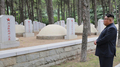 金正恩参谒毛岸英墓纪念停战65周年