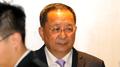 朝鲜外相抵新加坡明出席东盟地区论坛外长会