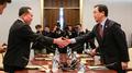Les deux Corées tiendront aujourd'hui une réunion de haut niveau à Panmunjom