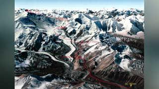 파미르고원 7,000m 고봉 등정 나선 제주산악회원 사망