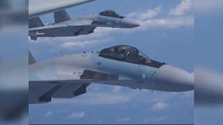 """""""중국군, 태평양서 폭격기로 미국 공격 훈련"""""""