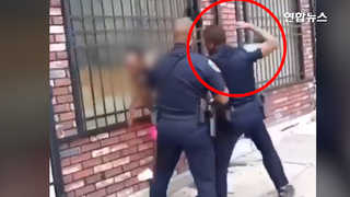 [현장] 영상에 고스란히 담긴 볼티모어 경찰의 무차별 폭행
