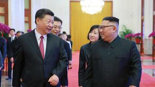 """""""중국, 한반도 유사시 김정은 지키려 개입할지 불확실"""""""