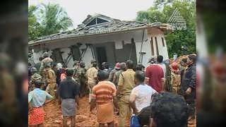 인도 남부 '100년 만의 홍수'로 대규모 인명 피해