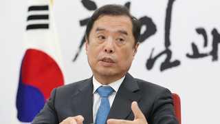 김병준 취임 한달…품격 높였지만 민심은 '관망'
