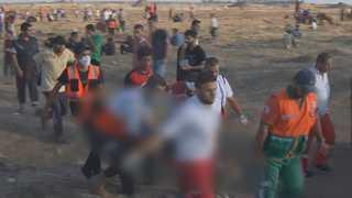 가자지구서 또 유혈사태…2명 사망ㆍ250명 부상